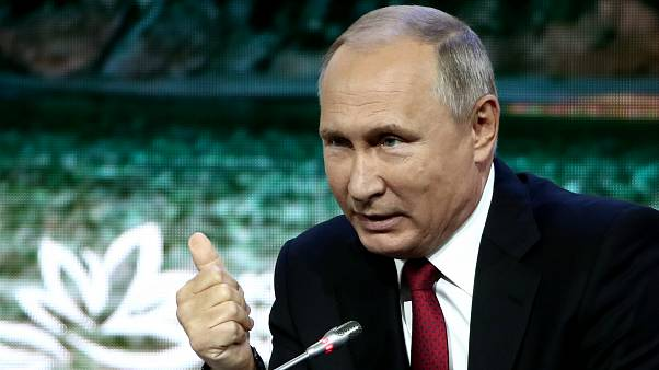 Putin'den İngiltere'ye cevap: Eski ajan Skripal'in zehirlenmesinde suçlananlar sivil