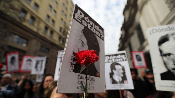 Miles de chilenos piden justicia 45 años después del golpe de Pinochet