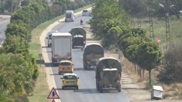 ÖSO'dan Türkiye'den 'tam askeri destek' aldık açıklaması