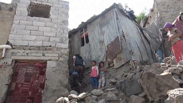 Barış görüşmelerinin çökmesinin ardından Yemen'de çatışmalar yeniden başladı