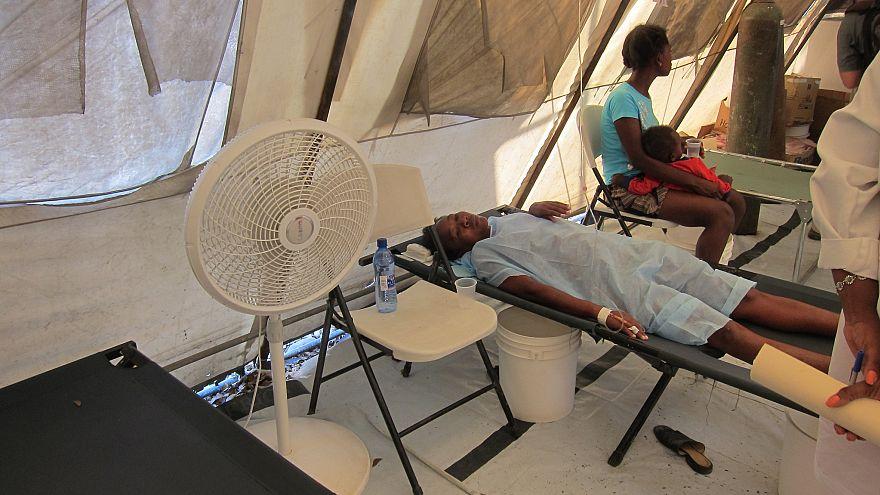"""Etiyopya'daki kolera salgınına manastırlardaki """"kutsal su"""" yol açtı"""