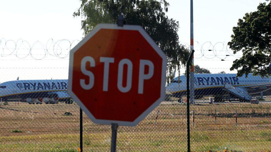 Németország: 150 Ryanair járatot töröltek