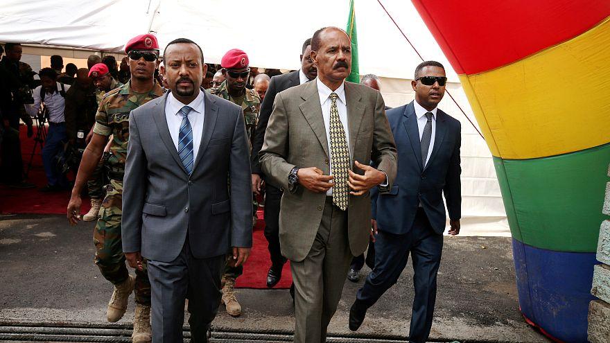 Etiópia e Eritreia abrem fronteiras