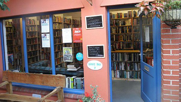 Dutch man wins Welsh bookshop in raffle