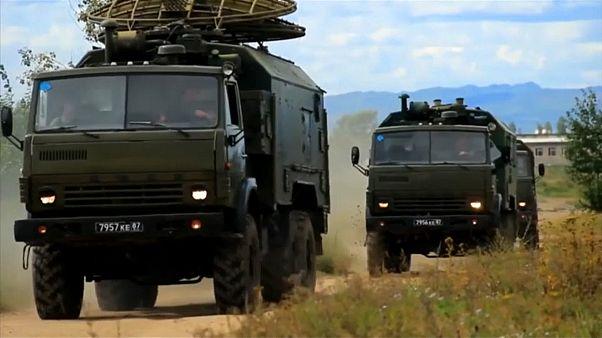 Russland und China üben den Schulterschluss