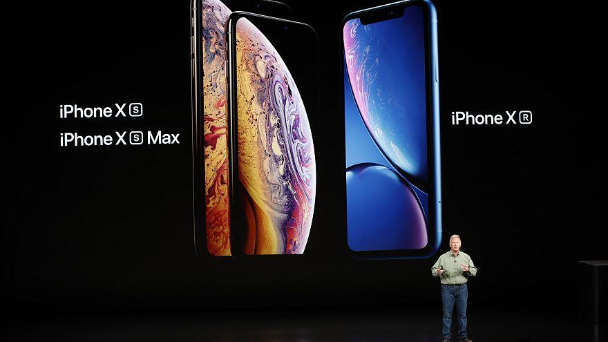 Apple apresenta o maior Iphone de sempre