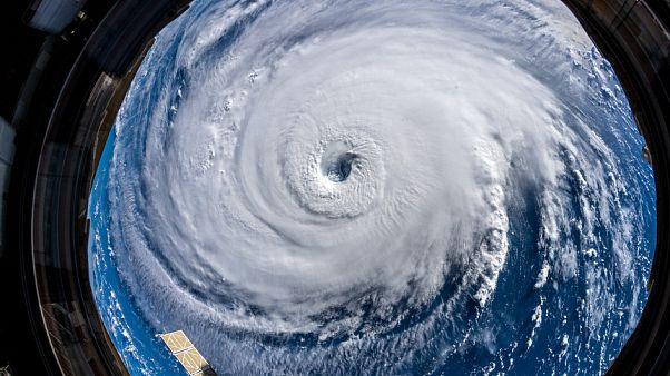 ΗΠΑ: Εξασθένησε ο τυφώνας Φλόρενς (φωτό)