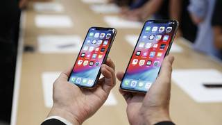 Apple unveils bigger and pricier Iphone