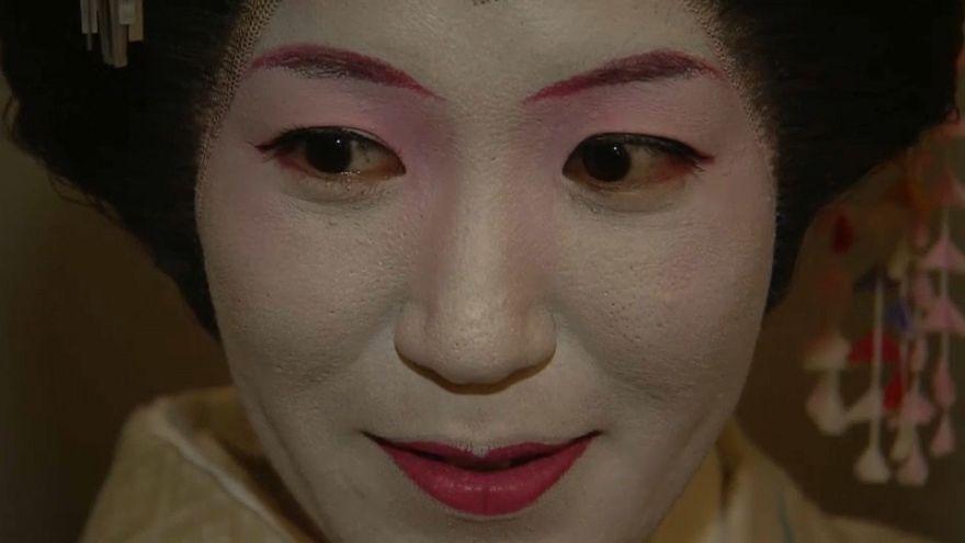 Arriva a Roma l'antica arte delle geisha giapponesi