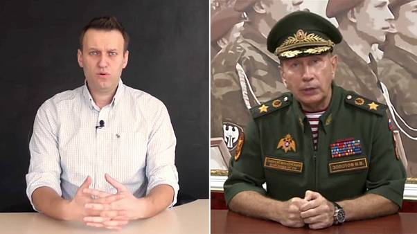 From serious to satire as web makes fun of Navalny fight threat