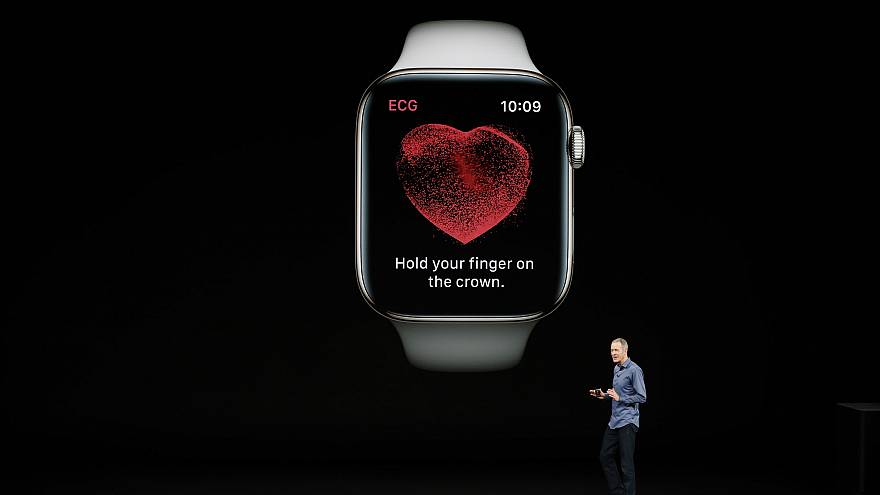 Apple'ın yeni Apple Watch Series 4