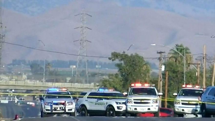 Police in Bakersfield
