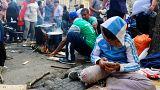 """Argentinien """"kurz vor dem Kollaps"""": Proteste gegen Sparpolitik"""