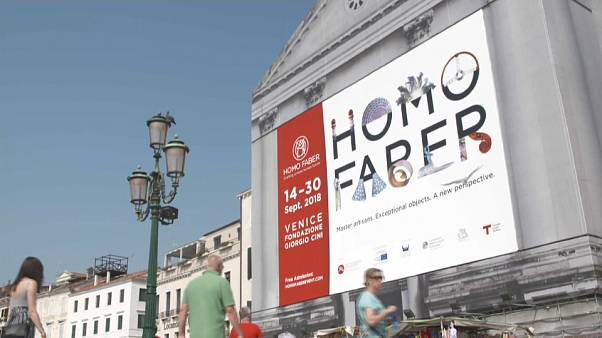 Homo Faber Exhibit: Celebrates European Craft