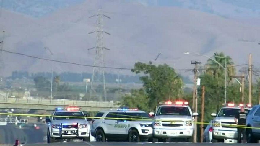 تیراندازی در کالیفرنیا ۵ کشته برجا گذاشت