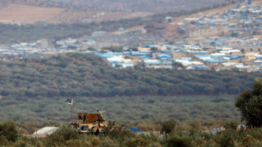 تانک ارتش ترکیه در سوریه