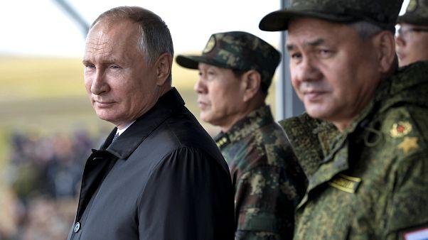 Vostok-2018 : Vladimir Poutine veut renforcer l'armée russe