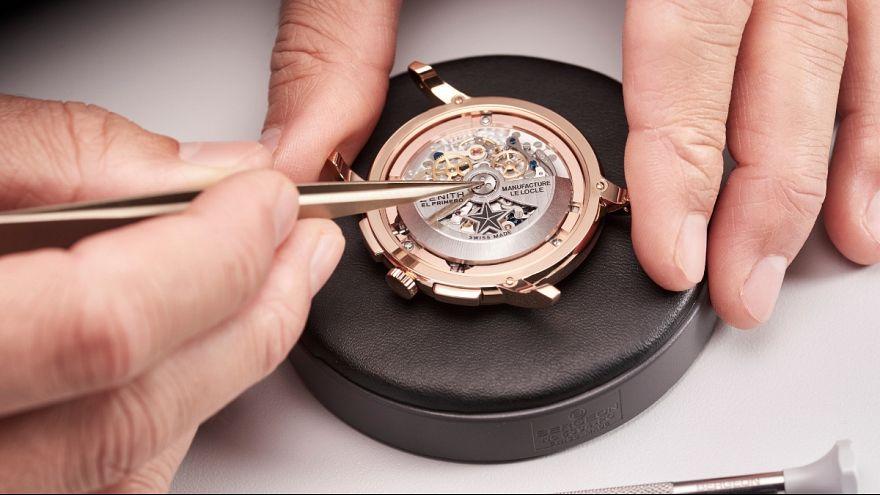 153-year-old watchmaker Zenith sets sights on millennials