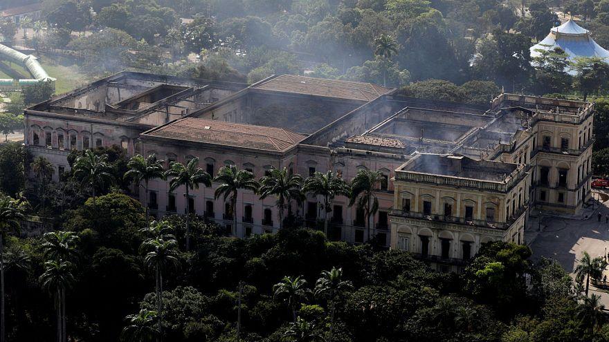 Le musée de Rio va renaître virtuellement