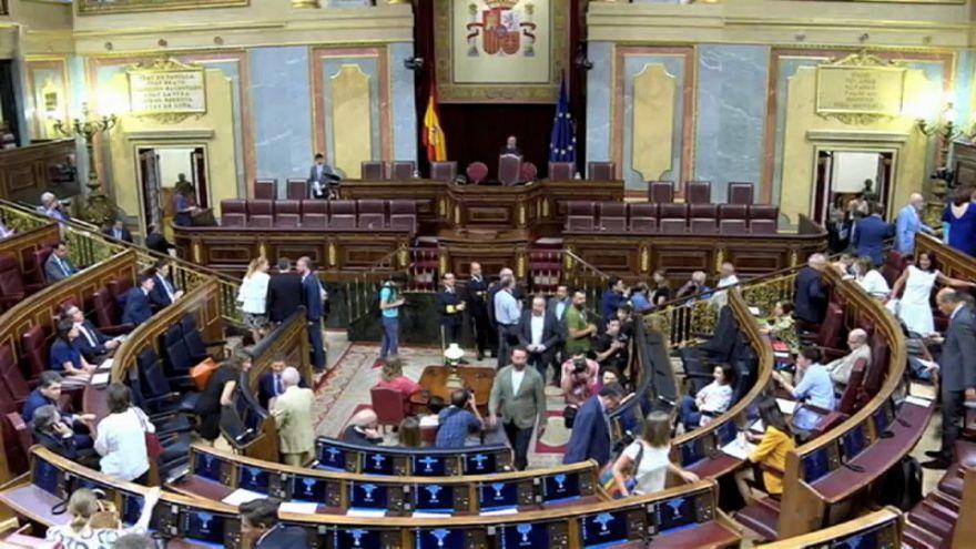 El Congreso español ratifica la exhumación de Franco