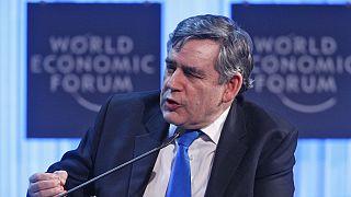 Eski Başbakan Gordon Brown'dan yeni küresel kriz kehaneti