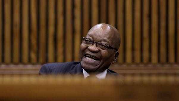 جاكوب زوما، رئيس جنوب إفريقيا السابق