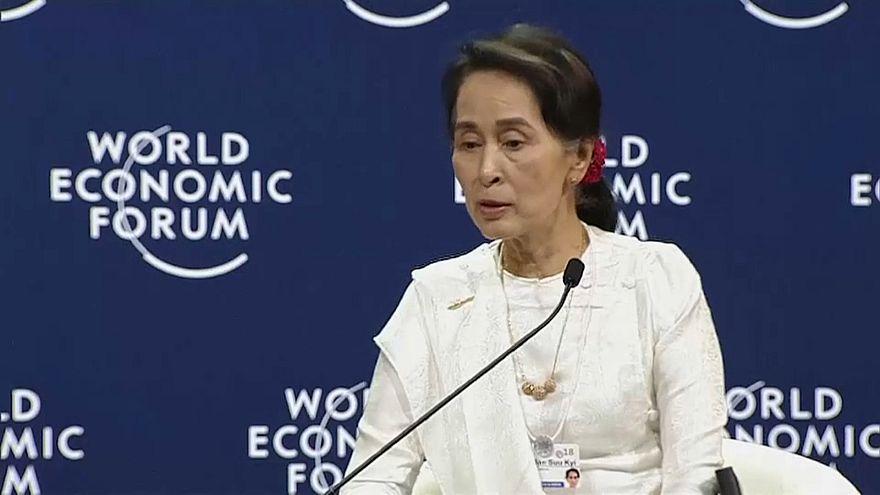 Suu Kyi zu inhaftierten Reuters-Reportern