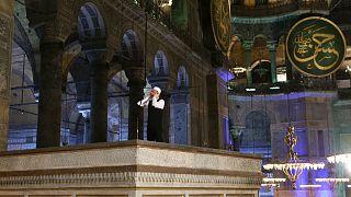 Anayasa Mahkemesi, Ayasofya'nın ibadete açılması yönündeki başvuruyu reddetti