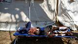 A epidemia de cólera alastra no Zimbabué