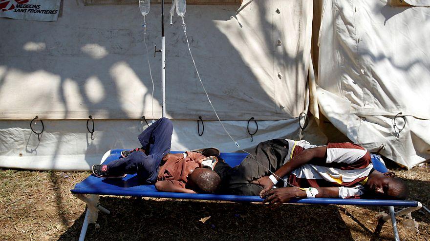 Zimbabwe : le choléra progresse