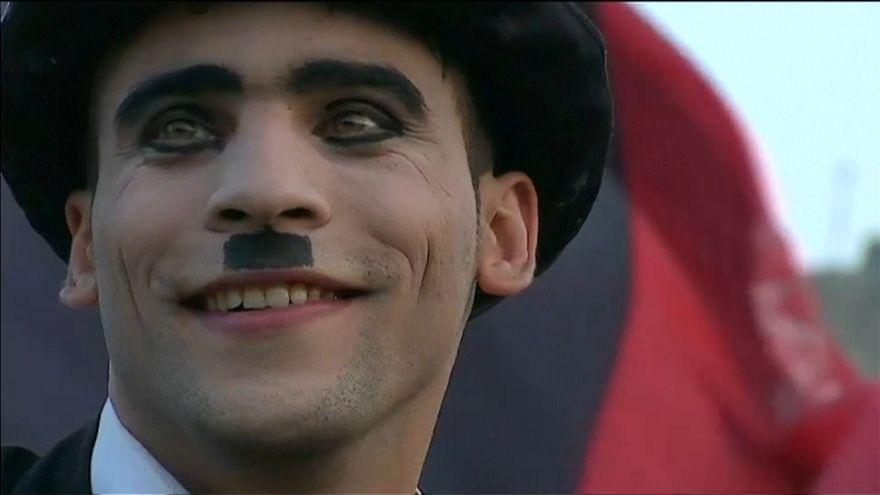 Meet the Afghan Charlie Chaplin