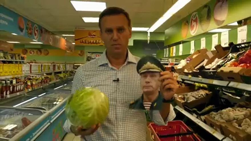 Párbajra hívja az internet népe a Navalnijt kihívó orosz politikust
