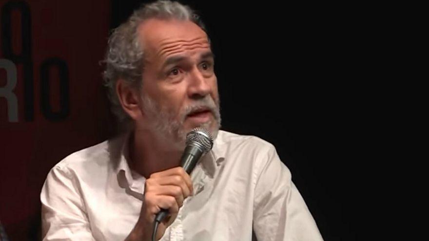 الممثل الإسباني ويلي توليدو