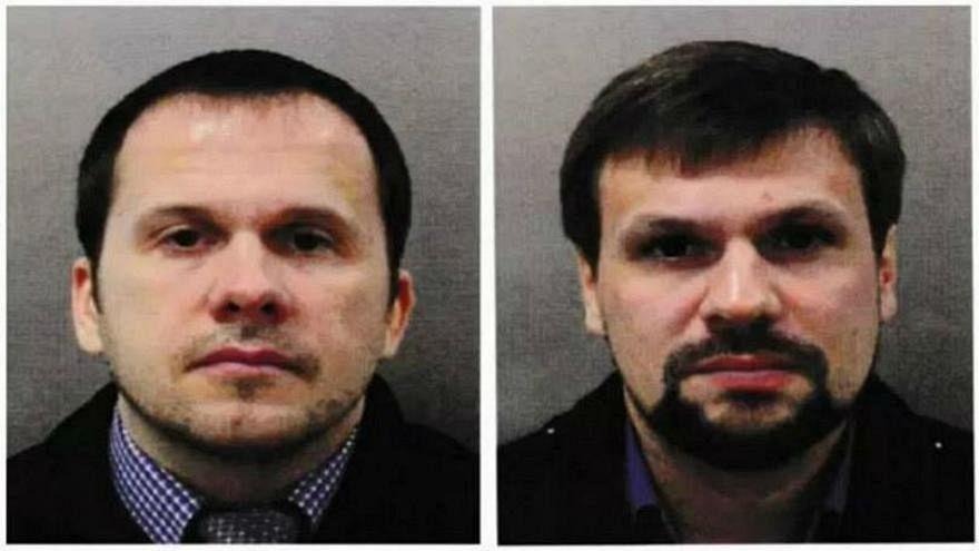 Skripal zehirlemesi: İngilizlerin 'ajan' dediği Ruslar 'Katedral ziyaretindeymiş'
