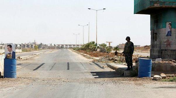 سوريا تتراجع عن إعلانها إعادة فتح معبر نصيب الحدودي مع الأردن