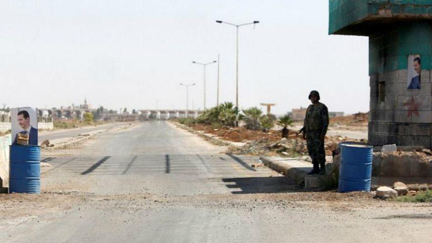 محادثات سورية أردنية لإعادة فتح المعبر الحدودي بين البلدين