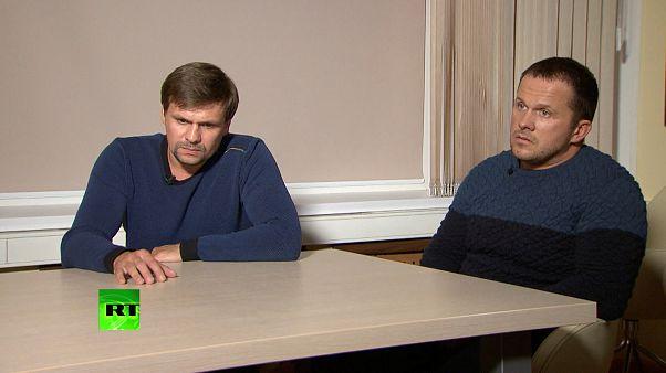Ρωσία: Tαυτοποιήθηκε και δεύτερος ύποπτος για την απόπειρα δολοφονίας Σκριπάλ