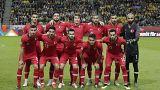 İsveç'i yenen Milli takım Avrupa'da doğdu