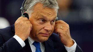 Esclusivo: gli ungheresi approvano il voto del Parlamento europeo
