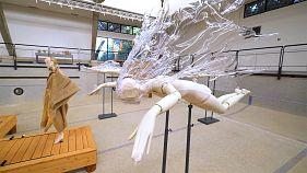 معرض هومو فيبر في إيطاليا.. إحتفاء باليد الماهرة وإعلاء لقيمة الحرفة والفن