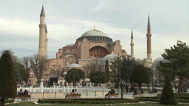 Tribunal rejeita culto islâmico na Hagia Sophia de Istambul