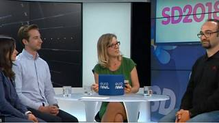 Watch again: Euronews journalists discuss social media and the far-right in Europe