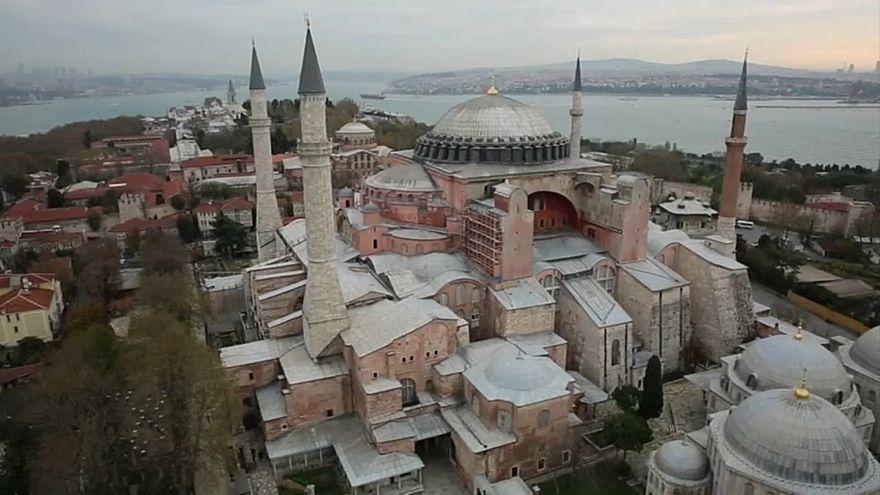 Hagia Sophia bleibt Museum - Verfassungsgericht weist Klage ab