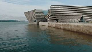 New V&A Museum brings architectural prestige to Dundee