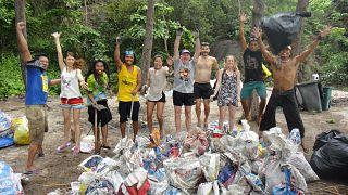 Journée mondiale du nettoyage : la chasse aux déchets dans 150 pays