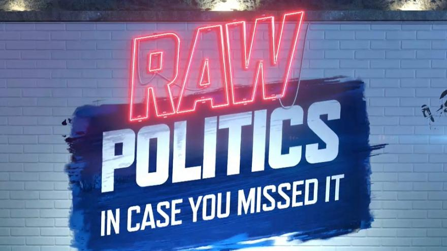 Raw Politics weekly review: the state of the Union? It depends who you ask