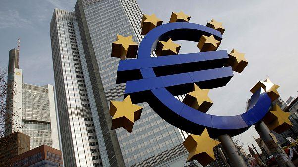 El BCE baja ligeramente sus previsiones de crecimiento