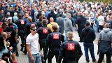 Köthen erwartet neue Demo rechtsgerichteter Bündnisse