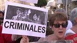 Defensores de la Memoria Histórica contra la Ley de Amnistía
