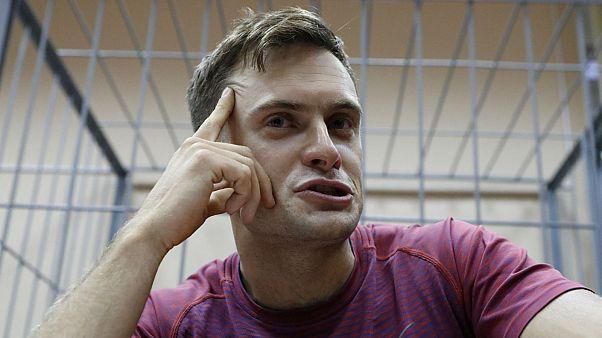 Anti-Kremlin activist Pyotr Verzilov 'was definitely poisoned'